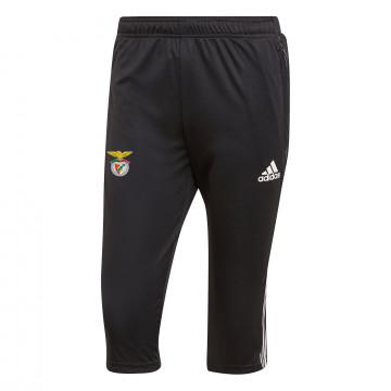 Pantalon survêtement 3/4 Benfica noir 2021/22