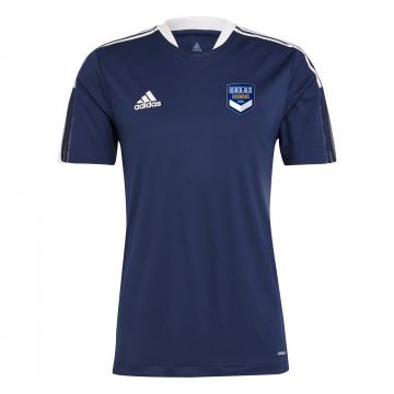 Maillot entraînement Bordeaux bleu 2021/22