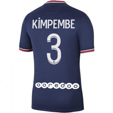 Maillot Kimpembe PSG domicile 2021/22