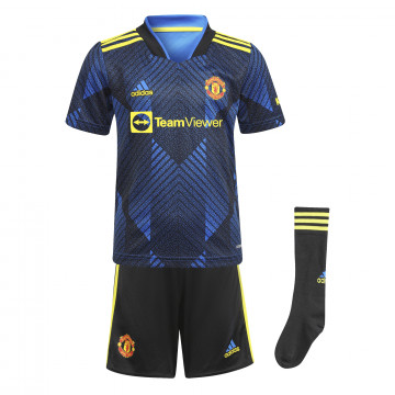 Tenue enfant Manchester United third 2021/22