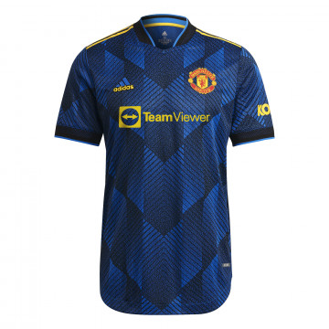 Maillot Manchester United Authentique third 2021/22