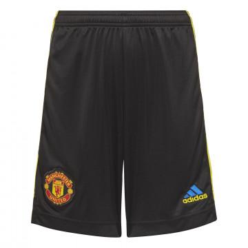 Short junior Manchester United third 2021/22