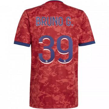 Maillot Bruno G. OL extérieur 2021/22