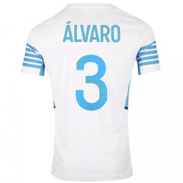 Maillot Alvaro OM domicile 2021/22
