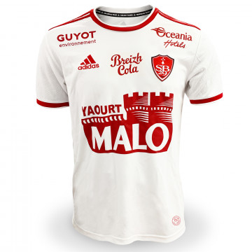 Maillot Stade Brestois extérieur 2021/22