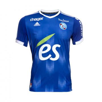 Maillot junior RC Strasbourg domicile 2021/22