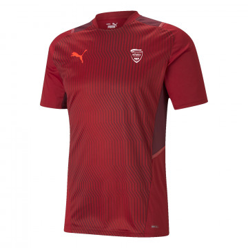 Maillot entraînement Nîmes Olympique rouge 2021/22
