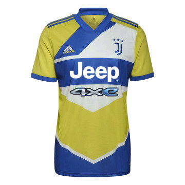 Maillot Juventus third 2021/22 + flocage