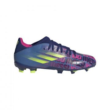 adidas X Speedflow junior Messi.3 FG violet