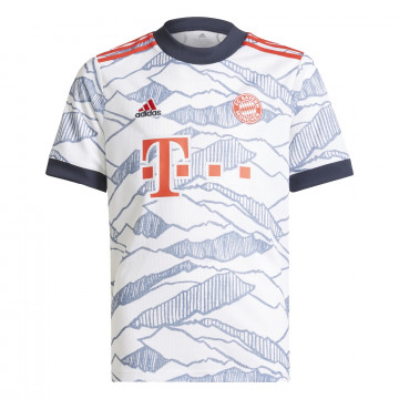 Maillot junior Bayern Munich third 2021/22