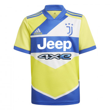 Maillot junior Juventus third 2021/22