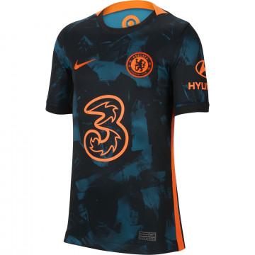 Maillot junior Chelsea third 2021/22