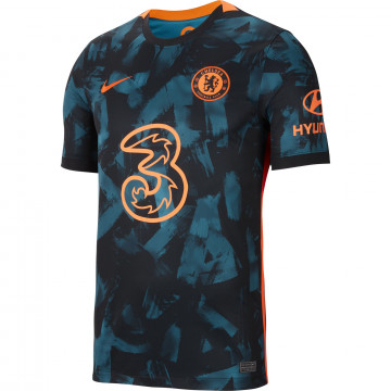 Maillot Chelsea third 2021/22 + flocage