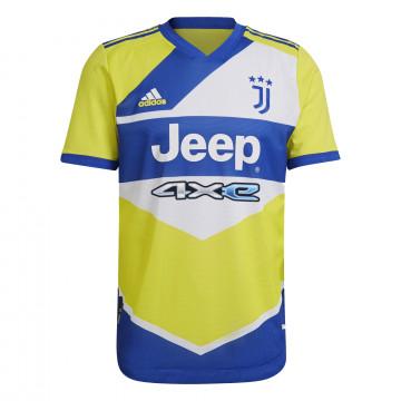 Maillot Juventus third Authentique 2021/22