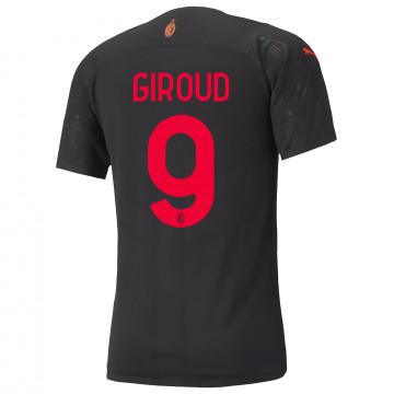 Maillot Giroud Milan AC third 2021/22