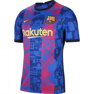 Maillot FC Barcelone third 2021/22 + flocage