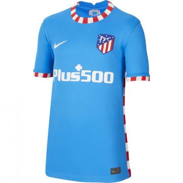 Maillot junior Atlético Madrid third 2021/22