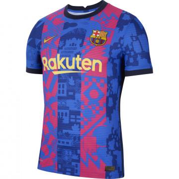 Maillot FC Barcelone third authentique 2021/22 + flocage