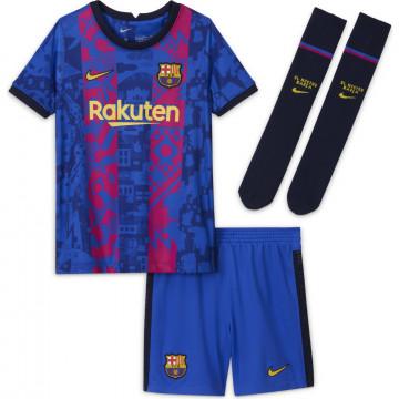 Tenue enfant FC Barcelone third 2021/22