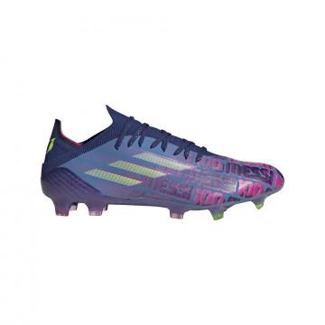 adidas X Speedflow Messi.1 FG bleu