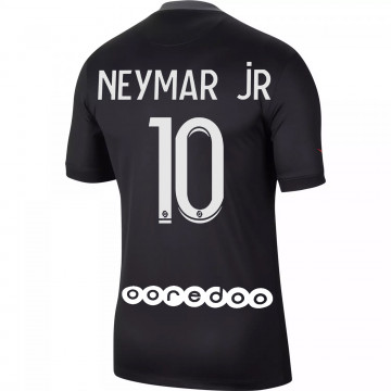 Maillot Neymar PSG third 2021/22
