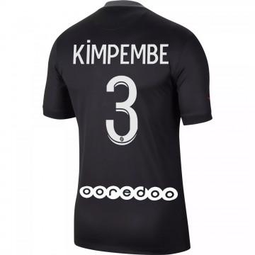 Maillot Kimpembe PSG third 2021/22