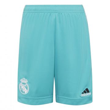 Short junior Real Madrid third 2021/22