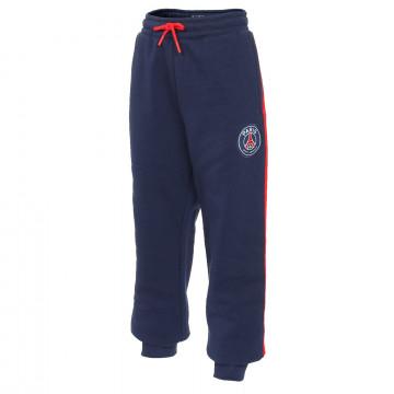 Pantalon survêtement junior PSG bleu 2021/22