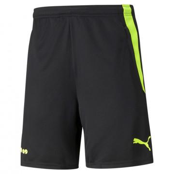 Short entraînement Dortmund noir jaune 2021/22