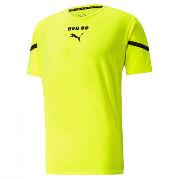 Maillot avant match Dortmund jaune 2021/22