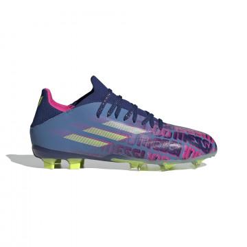 adidas X Speedflow junior Messi.1 FG bleu