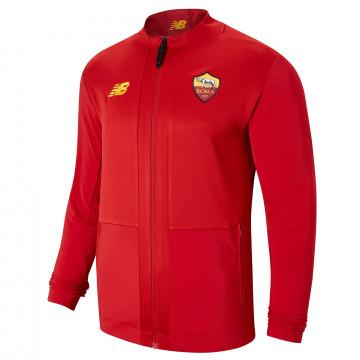 Sweat zippé junior AS Roma rouge 2021/22