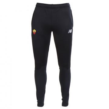 Pantalon entraînement AS Roma noir 2021/22