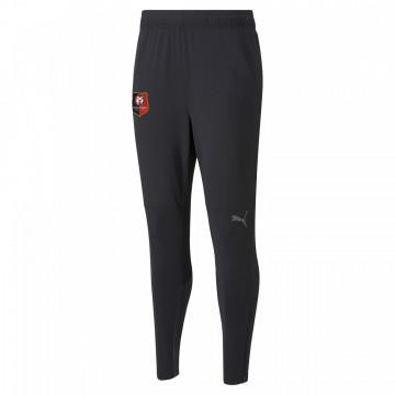 Pantalon entraînement junior Stade Rennais noir 2021/22