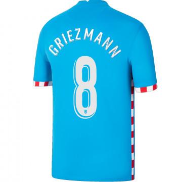 Maillot Griezmann Atlético Madrid third 2021/22