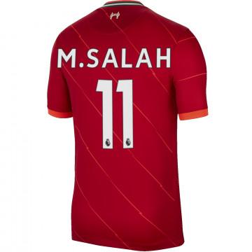 Maillot Salah Liverpool domicile 2021/22