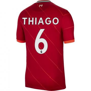 Maillot Thiago Liverpool domicile 2021/22