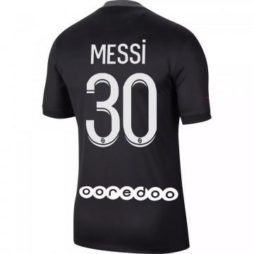 Maillot Messi PSG third 2021/22