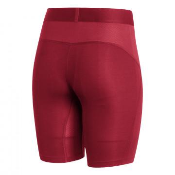 Short de compression adidas Tech Fit rouge