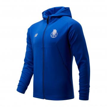 Veste survêtement FC Porto Fleece bleu 2021/22