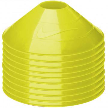 Pack 10 cônes Nike jaune