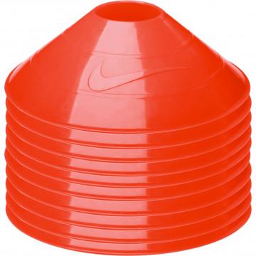 Pack 10 cônes Nike orange