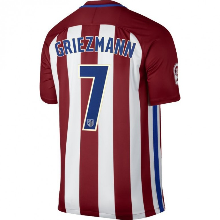 Maillot Griezmann Junior Atlético Madrid domicile 2016 - 2017