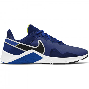 Nike Legend Essential 2 bleu blanc