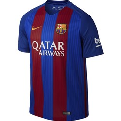 Men's FC Barcelona Stadium Top BLUE 2016 - 2017