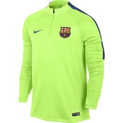 Sweat zippé FC Barcelone vert 2016 - 2017