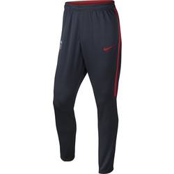 Men's Nike Dry Paris Saint-Germain Strike Pant BLUE 2016 - 2017