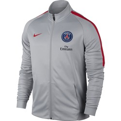 Men's Nike Dry Paris Saint-Germain Strike Jacket BLACK OR GREY 2016 - 2017