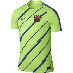 Men's Nike Dry FC Barcelona Top GREEN 2016 - 2017