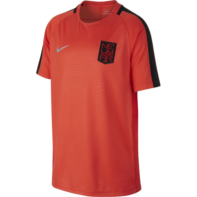 Maillot Training Junior Neymar rouge Nike